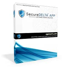 SecureDELTA APP (C) agersoftware srl www.securedelta.com
